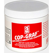 COP-GRAF™ Copper, Graphite Anti-Seize 1800°F, 1Lb. Can 12/Case - Pkg Qty 12