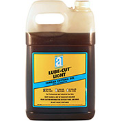 LUBE-CUT™ Heavy Duty Light Cutting Oil, Gallon Bottle 6/Case - Pkg Qty 6