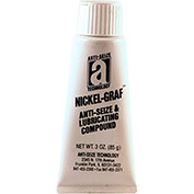 NICKEL-GRAF™ Nickel & Graphite Based Anti-Seize 2600°F, 3oz. Tube 12/Case - Pkg Qty 12