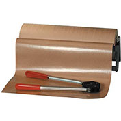 """50 Lb. Kraft Poly Coated Paper Roll, 12""""x600'"""