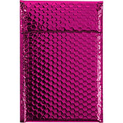 "7-1/2""x11"" Pink Glamour Bubble Mailer, 72 Pack"