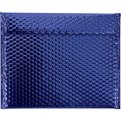 "13-3/4"" x 11"" Blue Glamour Bubble Mailer 48 Pack"