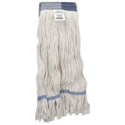 Large Blend Looped Mop Head, Wide Band