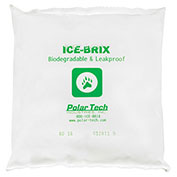 "16 oz. Biodegradable Cold Packs 6-1/4"" x 6"" x 1"" 36 Pack"