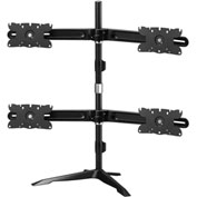 Albatross Quad-Display Monitor Mount Stand