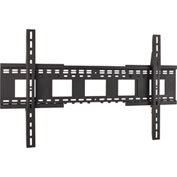 Adjustable Universal Wall Mount, Steel, Black