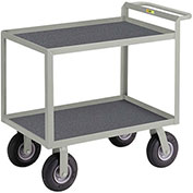 "Instrument Cart with Hand Guard, 24"" x 36"", 1200 lbs Capacity"