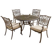 Traditions 5-Piece Outdoor Dining Set
