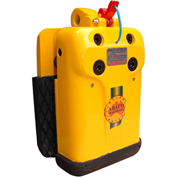 """Abaco ALG50-B Little Giant Lifter with Black Rubber Lined Jaws Grip Range 5/8"""" to 2"""""""