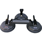 Abaco SLT128 Triple Suction Cup Lifter 330 Lb. Capacity