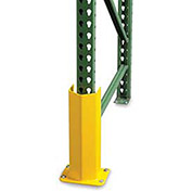 "Steel Rack Protector, 18"" High"
