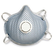 Moldex N95 Particulate Respirator With Exhalation Valve