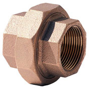 "SIAM 3/4"" Lead Free Brass Union, FNPT"
