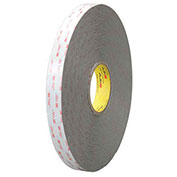 "Double Sided VHB Acrylic Foam Tape 1"" x 5 Yds 120 Mil White - 3M 4959"