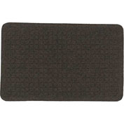 "Anti-Fatigue Mat, 5/8"" Thick, Cocoa Brown 22"" x 32"""
