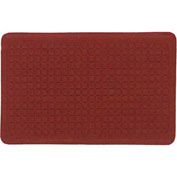 "Anti-Fatigue Mat, 5/8"" Thick, Red 22"" x 32"""