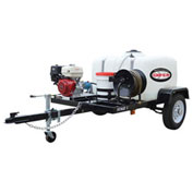 SIMPSON® Stage 1 Pressure Washer Trailer System-4200 PSI @ 4 GPM V-Twin Electric Start, 95004