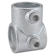 "1"" Size Single Socket Tee Pipe Fitting"