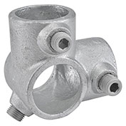 "1"" Size 90 Degree Two Socket Tee Pipe Fitting"