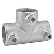 "1"" Size 90 Degree Three Socket Tee Pipe Fitting"