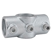 "1"" Size Two Socket Cross Pipe Fitting"