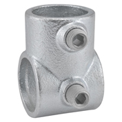 "1-1/4"" Size Single Socket Tee Pipe Fitting"