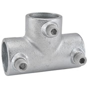 "1-1/4"" Size 90 Degree Three Socket Tee Pipe Fitting"