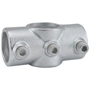 "1-1/4"" Size Two Socket Cross Pipe Fitting"