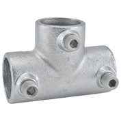 "1-1/2"" Size 90 Degree Three Socket Tee Pipe Fitting"