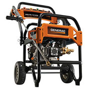 GENERAC® Commercial Gas Pressure Washer - 3800 PSI, 3.6 GPM, 6564