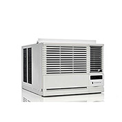 Friedrich® EP08G11B Chill Window Air Conditioner 3850 BTU Heat, 7500 BTU Cool, 11.2 EER, 115V