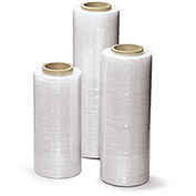"Cast Stretch Wrap, 15""X1600', 90 Gauge - Pkg Qty 4"