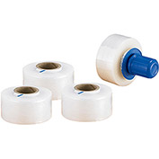 "GOODWRAPPERS Banding Stretch Wrap - 2""x1000' - 90 Gauge - Pkg Qty 4"