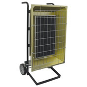 TPI Portable Electric Infrared Heater, Heavy Duty 4.30kW 277V