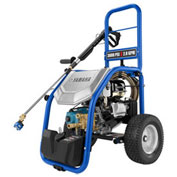Yamaha Portable Pressure Washer, 3000 PSI 2.8 GPM Triplex CAT Pump 192cc OHV CARB Approved, PW3028A
