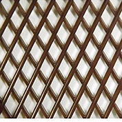 "Protective Netting, 5-6"" Diameter Range, Brown"