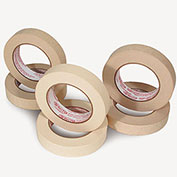 "Masking Tape, 2"" X 60 Yards, 4.5 Mil, Production Grade - Pkg Qty 24"