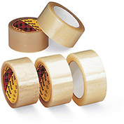"3M Scotch Brand Polypropylene Tape No. 313 - 3"" x 55 Yards - 2.6 Mil - High Performance Grade - Pkg Qty 24"