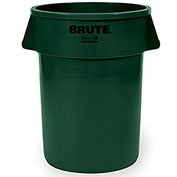 Brute Round Container, 44-Gallon Capacity