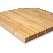 "RELIUS SOLUTIONS 1-1/2"" Butcher Block Maple Top by JOHN BOOS - 72x30"" - Square Edge"