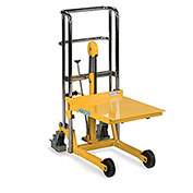 "Lift Trucks, 7--3/4 To 59"" Lift Height"