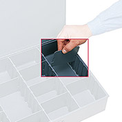DURHAM Dividers for Compartment Boxes - Fits Box 5223000