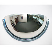 Relius Solutions Panoramic Dome Mirror - Half Dome - Acrylic - 32""