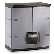 Rubbermaid Wall-Hung Storage Cabinet - 24X14X27""