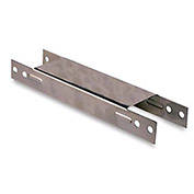 "Row Spacer For Pallet Racks, 8""L"