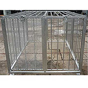Roof Top Expanded Metal Cage 5' X 7' X 4