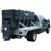 SaltDogg SHPE3000 Slide-In Salt/Sand Spreader, Poly/Stainless, 3.0 Cu. Yd. Capacity