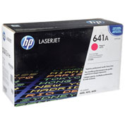HP LaserJet Toner Cartridge, 641A C9723A, Magenta, Up to 8,000 pages