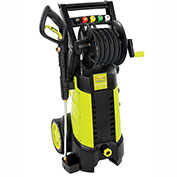 Sun Joe Pressure Joe 2030 PSI 1.76 GPM 14.5-Amp Electric Pressure Washer W/Hose Reel, SPX3001
