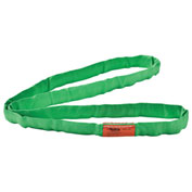 "Polyester Endless Round Sling, 4'L x 1.25""W"
